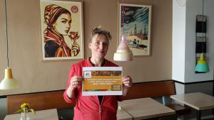 Droomreis 150 kinderen uit Wageningen City of Cultures
