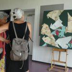 Iraanse kunstexpositie City of Cultures