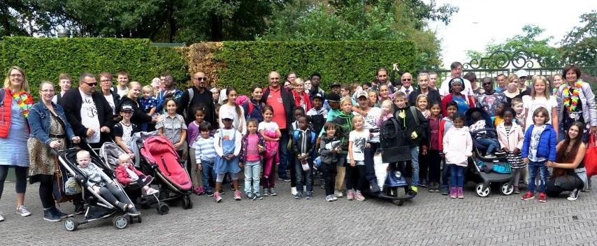 City of Cultures Droomreis voor kansarme kinderen