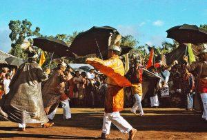 Festival Indoensie Kick Off 8 juli Feest in de Molukken