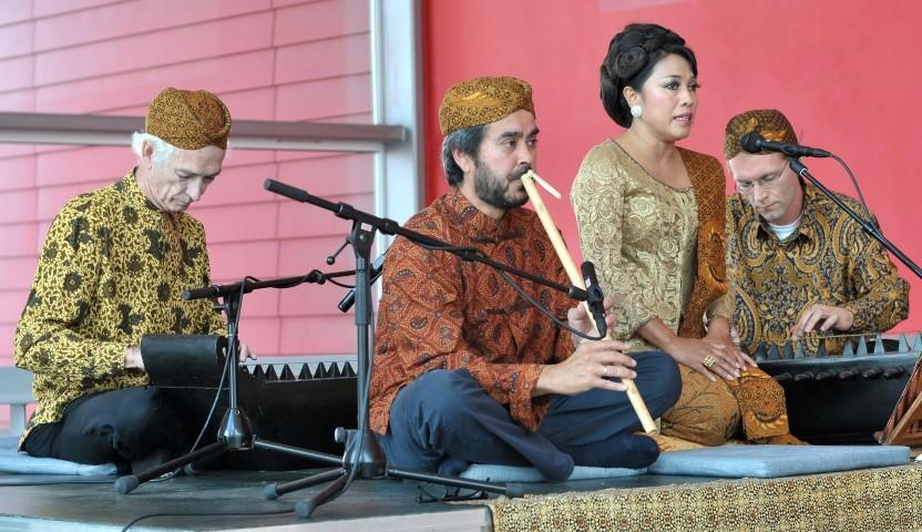 City of Cultures Festival Indonesië Kick Off 8 april Dangiang Parahiangan