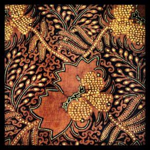 Batik doek Festival Indonesie 2021
