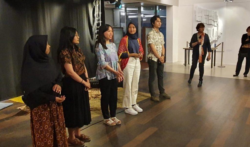 Festival Indonesie Wageningen. Indonesische studenten uit Wageningen maakten heerlijke hapjes tijdens de Kick Off