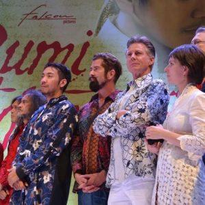 Rob Hammink Bumi Manusia Festival Indonesie 2021 Open Air cinema Torckpark Wageningen